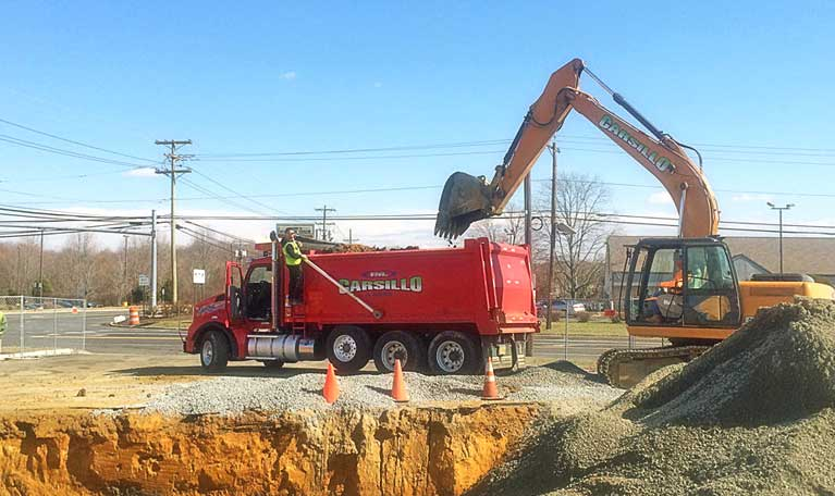 Carsillo and Sons Soil Disposal Service in NJ 07018